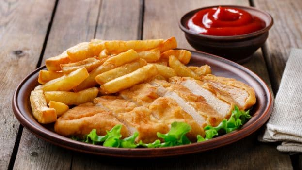 Easy recipes for chicken breast fillets