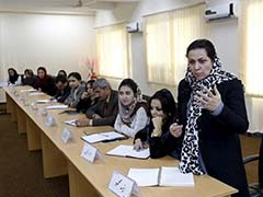 Kabul University Unlikely Host for Women's Studies Programme