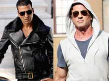 Akshay Kumar 'Wants the Opportunity' to work With Sylvester Stallone