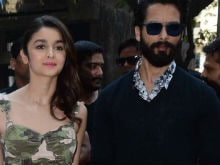 Alia Bhatt Has Information About Everything, Says Shahid Kapoor