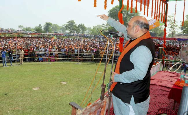 If BJP Loses Bihar Elections, Crackers Will Go Off in Pakistan: Amit Shah