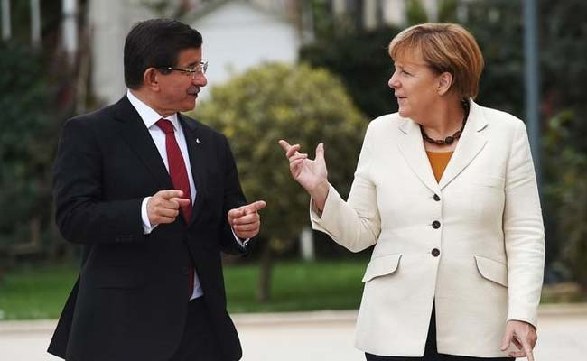 Angela Merkel Ready to Back Faster Turkish European Union Bid
