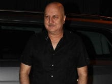 Anupam Kher Plays Dhoni's Father in Biopic