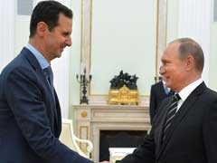 Syrian President Says Vladimir Putin Has Not Talked About Political Transition