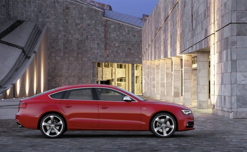 Audi S5 Sportback Launched In India Price Specs Features And More Details Here Ndtv Carandbike