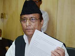 Case of Treachery Should be Lodged Against Azam Khan: BJP Leader