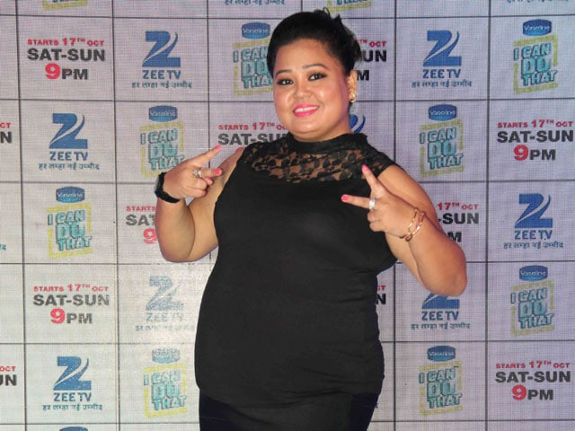 Bharti Singh: My Weight Has Become My USP