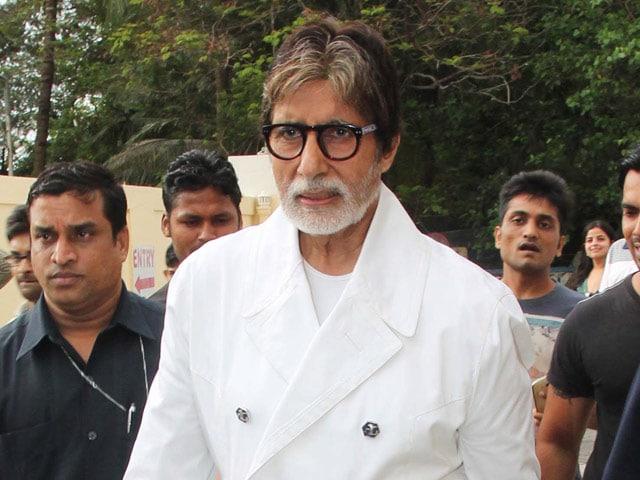 Amitabh Bachchan Says No to Pension From Uttar Pradesh Government