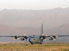 Taliban Says Shot Down Crashed United States C-130 Plane in Afghanistan