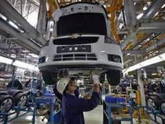 IIP Shocker: Factory Output Contracts 0.8% In April