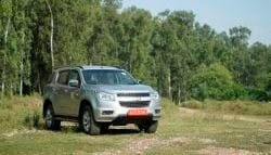 Chevrolet TrailBlazer SUV to be Launched on October 21