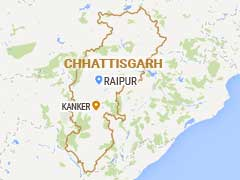 Naxals Torch Mining Vehicles, Private Bus in Chhattisgarh's Kanker District