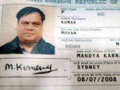Chhota Shakeel Tipped Off Cops About Chhota Rajan's Fake Passport
