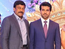 Chiranjeevi Has the 'Perfect Treat' For His Fans in Ram Charan's Film