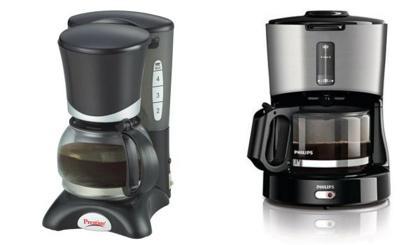 Prestige Drip Coffee Maker : Kitchen Appliance Review: Indias Best Automatic Drip Coffee Maker - NDTV Food