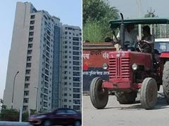 Dadri And Greater Noida, 15 Kms Apart, But Two Different Worlds