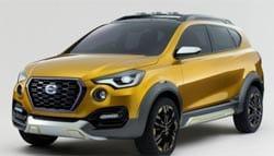 Datsun Unveils GO-Cross Concept