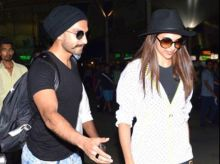 Ranveer Singh Moves Closer to Deepika Padukone