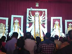 Durga Puja Gets Eco-Friendly Touch in Delhi