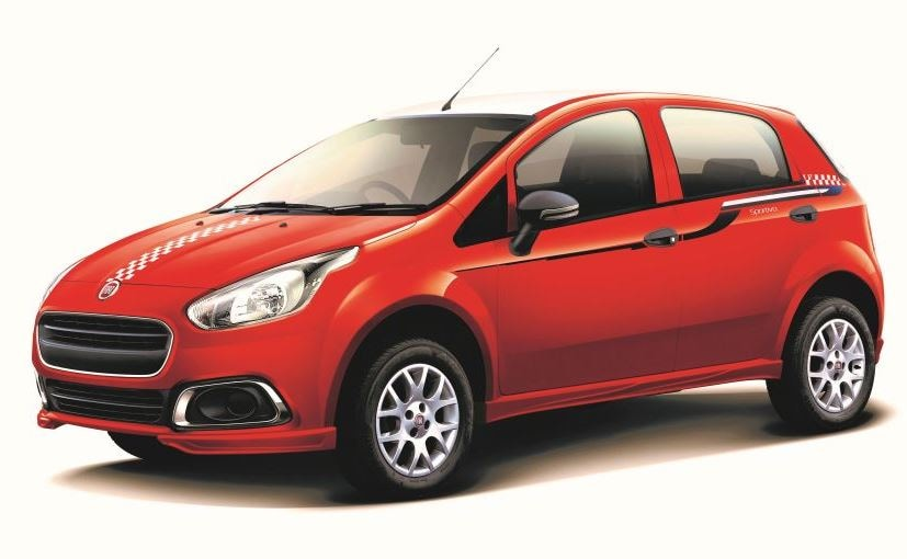 Fiat Punto Sportivo Launched in India at Rs. 7.10 lakh - NDTV