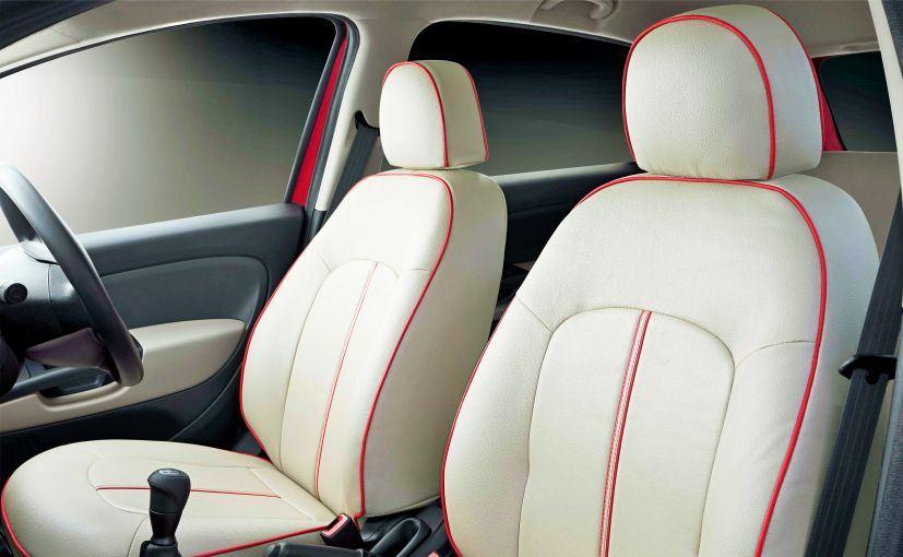 Fiat Punto Sportivo - New Seats
