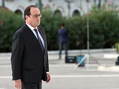 Francois Hollande to Praise Greek 'Attachment' to Europe