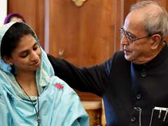 Geeta Symbol of India-Pakistan Unity, Says President Pranab Mukherjee