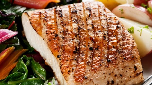 Fish recipes for the bbq