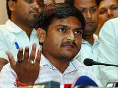 Police's Action Led To Violence, Argues Hardik Patel's Lawyer