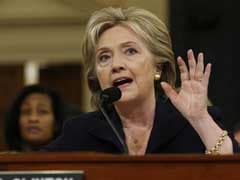Hillary Clinton Defends her Benghazi Record in Face of Republican Criticism