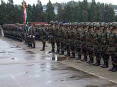 Indian, Chinese Armies Kick Off Anti-Terrorism Exercise