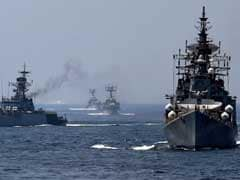 4 Indian Naval Ships To Take Part In Malabar Exercise