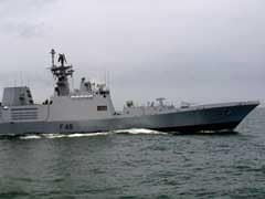 INS Sahyadri in Manila to Strengthen Bilateral Ties