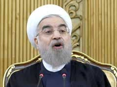 Iran's Hassan Rouhani Says Expects Sanctions to Be Lifted By Year-End