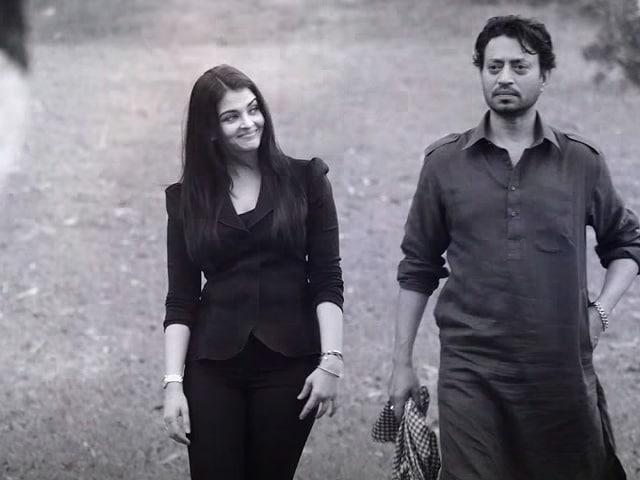 Aishwarya Was Always Here, Says Irrfan Khan on Jazbaa Co-Star's 'Comeback'