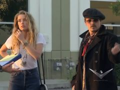 Johnny Depp Pulled the Most Epic Prank on Wife Amber Heard