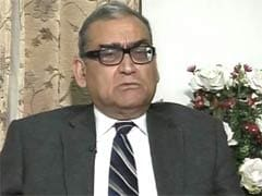 Top Court Reserves Order On Justice Katju's Plea Against Parliament Resolutions