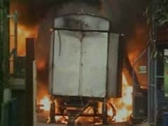 Fire at a Multi-Storey Building in Kolkata, No Casualty