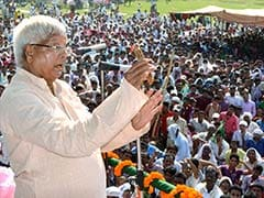 File Case Against Lalu Prasad Over 'Beef Remark, Orders Court
