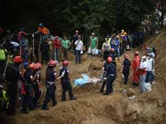 Guatemala Mudslide Death Toll Climbs to 237: Official