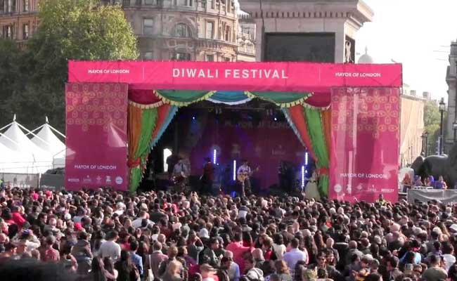 at london s diwali celebrations food dance and yoga