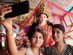 Women Empowerment Themed Durga Pujas