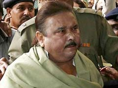 Trinamool Congress Leader Madan Mitra Stuck In Lift, Rescued