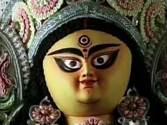 Preparing For Durga Puja, Bengal Up Today at 4 am for Mahalaya
