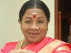 Veteran Tamil Actor Manorama, Remembered as Aachi, Dies