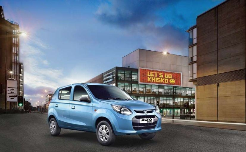 Maruti Suzuki Alto Diesel to Be Launched in First Half of 2016; Likely to Be Showcased at Auto Expo