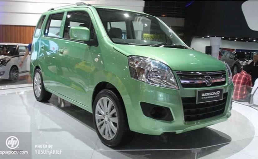 Suzuki Celerio Mpv