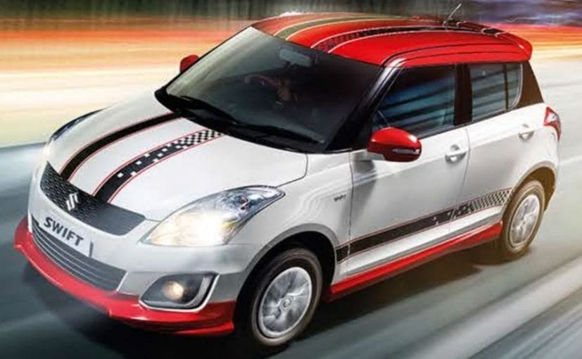 Maruti Suzuki Swift Glory Edition To Be Launched Soon