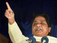 Mayawati To Launch UP Campaign With Mega Agra Rally, Signal A Shift