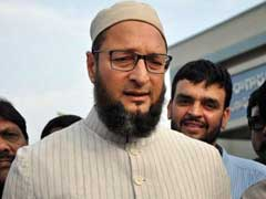 MIM Chief Booked For Attack On Congress Leader During Municipal Polls Clash